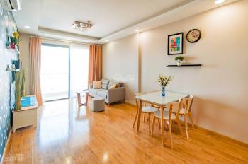 Cho thuê căn hộ cao cấp The Gold View, hướng Bitexco, Bến Vân Đồn, Q4 (2PN, 2 WC đầy đủ nội thất)
