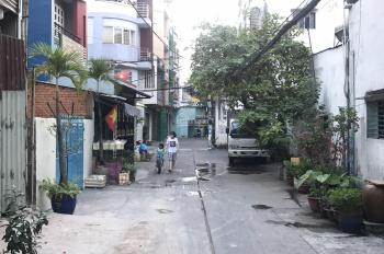 Cho thuê nhà 1 trệt 3 lầu đường Lạc Long Quân, phường 3, Quận 11, giá 13 triệu/tháng