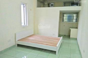 Cho thuê phòng chung cư mini có giường, tủ, bình nóng lạnh, điều hòa, tủ lạnh