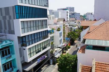 Bán nhà mặt tiền - Toà nhà 2 mặt tiền gần Trường Sơn, P. 2, Q. Tân Bình, DT 7 x 14m, 5 lầu HĐT 40tr