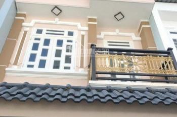 Nhà mới 2 lầu 3PN sổ riêng hẻm rộng đường Nguyễn Thị Tú
