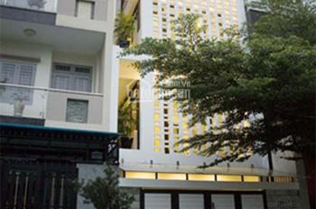 Nhà bán mặt tiền đường Nguyễn Cư Trinh, P. Nguyễn Cư Trinh, Q.1, DT: 5.5 x 11m, 35 tỷ, T + 6L + ST