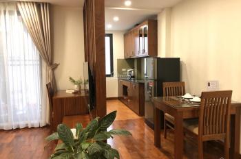 Căn hộ dịch vụ ngõ 76 Linh Lang, Đào Tấn S:45m2 1 ngủ 1 khách giá chỉ 8tr 1 căn