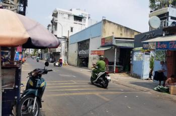 Cho thuê nhà mặt tiền Hồ Hảo Hớn gần Võ Văn Kiệt, Q.1