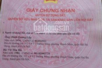 Chính chủ bán nhà 5 tầng giá 3.25 tỷ số nhà 38 ngách 461 Phố Minh Khai, P Minh Khai, Hai Bà Trưng