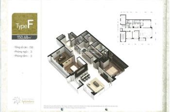 CC bán 2 căn hộ 3PN CC tầng 15 và 17 tòa nhà 103 KĐT mới Bắc An Khánh. LH: 0982993883