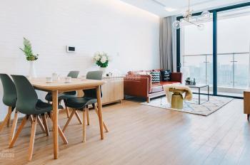 Cho thuê căn hộ 2PN tại Vinhomes Metropolis full nội thất 82m2, giá 22 tr/th. LH: 0981265636
