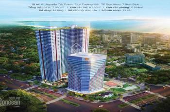 Căn hộ du lịch biển Quy Nhơn, Grand Center quy nhơn, CĐT Hưng Thịnh. Hotline: 0935.492.942