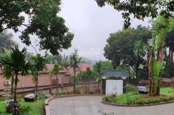 Chuyển nhượng 3410m2 nghỉ dưỡng nhà vườn đầy đủ tiện nghi đẹp giá rẻ tại Cư Yên Lương Sơn Hòa Bình