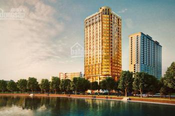Đầu tư (Hà Nội Golden Lake B7 Giảng Võ) sổ đỏ lâu dài - lợi nhuận 42% sau 3 năm. LH 0914439899