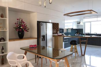 Cho thuê biệt thự song lập 8x18m, full nội thất - giá 25tr/tháng