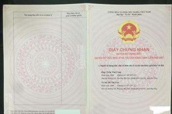 Cần bán mảnh đất thuộc khu tái định cư Gò Na - Vân Phú (Gần trường đại học Hùng Vương)