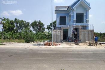 Bán đất Bình Chánh, mặt tiền đường Võ Văn Vân, SHR, thổ cư 100%