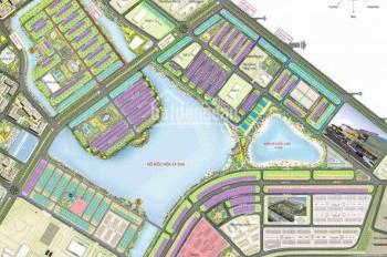 Bán đơn lập San Hô 11 view trực diện hồ lớn giá rẻ nhất thị trường dự án Vinhomes Ocean Park. LH 09