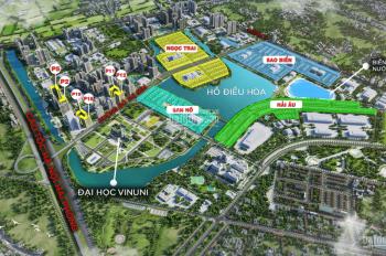 Bán đơn lập lô góc San Hô 6 mặt đường 30m dự án Vinhomes Ocean Park. LH 0962825595