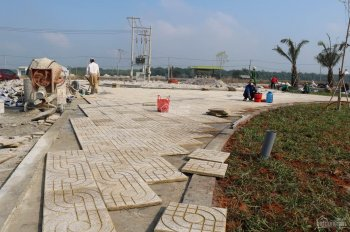 Đất nền dự án khu đô thị Phúc Hưng Golden 620tr/nền