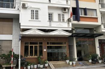 Bán đất tặng nhà mặt đường Trần Hưng Đạo - TP Hạ Long, 185tr/m2