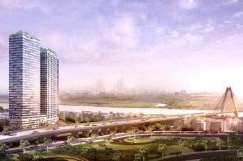 Bán CC Intracom Riverside, căn 65m2, căn 1815 view cầu Nhật Tân, giá 20tr/m2, LH: 093 383 2468
