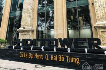 Bán căn góc A05 chung cư phố Lê Đại Hành, 2PN + 1. Tặng quà tân gia 100 triệu, hỗ trợ vay