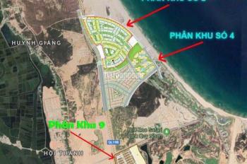 Cần thanh lý lại lô đất nền nghỉ dưỡng ở NhơnHội PK4 gần biển, giá chỉ từ1.55tỷ/nền. LH 0938383279