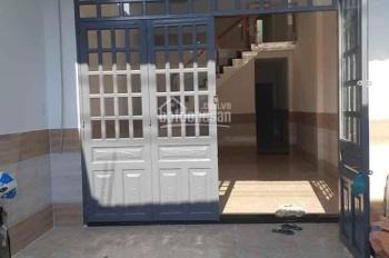 Cho thuê nhà mới mặt tiền Huỳnh Thị Hai dt 4.20 x22m giá 10 tr/ tháng, LH 0919147835