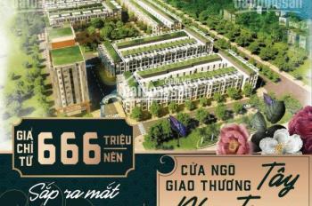 Chỉ  với 666tr bạn đã sợ hữu đất nền sinh thái bậc nhất tây Nha Trang