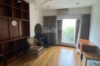 Cho thuê nhà riêng ngõ 61 Hoàng Cầu DT 75m2 x 5T , MT 7m , có gara oto , nhà mới , giá 30 triệu