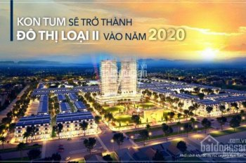 Có 3 suất ngoại giao giá rẻ, mặt đường lớn view quảng trường Dự án FLC Legacy Kon Tum chỉ 12tr/m2