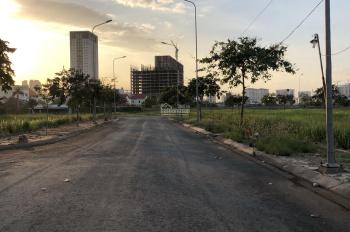 Đất thổ cư lô góc 2 mặt tiền đường khu dân cư Lotus