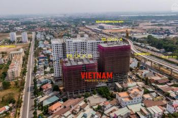 Bán căn hộ ngay làng đại học Thủ Đức 910tr/32m2, 1.5 tỷ/56m2, căn góc 1.8 tỷ/65m2
