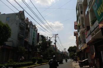 Nhà mặt tiền Nguyễn Cửu Đàm, P. Tân Sơn Nhì, Tân Phú, 3,5 tấm, 4mx20m, giá 12 tỷ: 0901278259 Quốc
