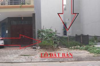 Đất DV khu ĐT Đô Nghĩa, phân lô kinh doanh DT 50m2, giá 2.85 tỷ