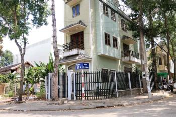 Nhà 2 lầu góc 2 mặt tiền đường Tú Xương khu Hồng Phát, vị trí rất đẹp