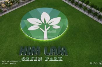 Cơ hội sở hữu shophouse 5 tầng giá CĐT tại Him Lam Green Park Bắc Ninh