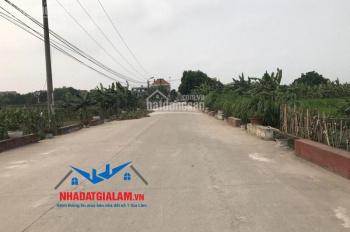 Cần bán gấp 167m2 có nhà 3 tầng mặt đường thôn Hàn Lạc, Phú Thị, Gia Lâm. LH 097.141.3456
