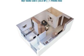 Nhanh tay sở hữu ngay căn hộ Ecolife Quy Nhơn, chỉ 705 triệu, căn 1PN, 33m2, LH: 0903 211 711