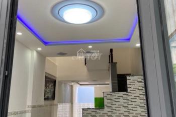 Cho thuê nhà mới xây, 15/ Cầu Xéo, P. Tân Quý, Q. Tân Phú, DT: 4x24m. LH: 0903834245