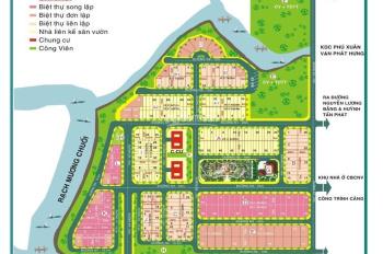 Bán nền nhà phố Vạn Hưng Phú PX DT 154m2, không ký quỹ móng cọc ĐD CV, giá hot 25tr/m2