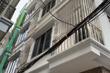 Bán nhà 5 tầng xây mới cách bến xe Yên Nghĩa 500m