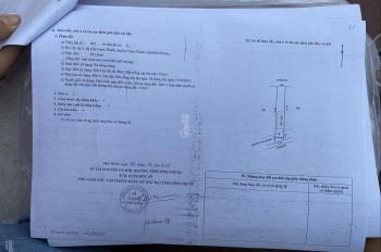 Bán lô đất giá rẻ chủ kẹt tiền, thuộc thị trấn Chơn Thành, giá chỉ 450 triệu, sổ cầm tay