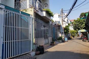 Bán nhà hẻm 1/ Lê Văn Quới. DT 4x14m, đúc 2 lầu, giá 4,25 tỷ