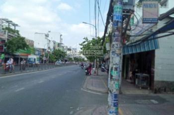 Căn góc 2 MT 100A đường Bà Hom ,P13 ,Q6. Gần vòng xoay Phú Lâm và Tân Hòa Đông.