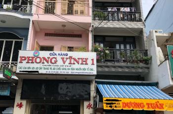 Bán nhà đổi diện chợ Trần Hữu Trang,P10, Phú Nhuận, tiện kinh doanh buôn bán, 4x20 giá 14.9 tỷ