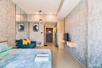 Cho thuê căn hộ Officetel River Gate Bến Vân Đồn Quận 4 giá 8 triệu/tháng LH 0908268880