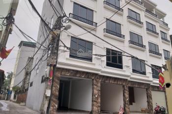 Bán nhà mới toanh, về ở luôn khu vực Phú Thượng. Xây 5 tầng, DT 34 - 42m2, giá chỉ từ 3.9 tỷ