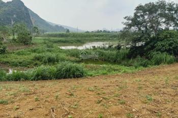 Bán mảnh đất giá cực rẻ gần hồ Đồng Chanh sinh thái diện tích 1878m2 có 400m2 đất ở