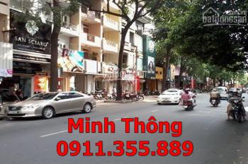 Bán nhà MT đường 23 Tháng 10  Mã Vòng, Nha Trang, 4x14m, 3 tầng, 5.6 tỷ