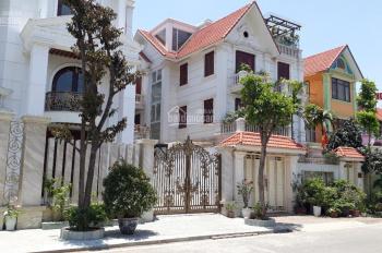 Bán biệt thự Tây Nam Linh Đàm dãy view vườn hoa, xây 3.5 tầng, MT 12m giá từ 15 tỷ, SĐCC