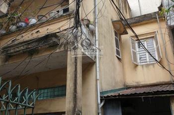 Bán nhà đất Khương Trung, Thanh Xuân, nhà 2 tầng 55m2, ngõ ba gác, MT rộng