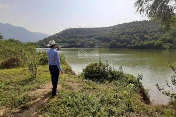 Bán 12300m2 full thổ cư bám mặt hồ tại Lương Sơn Hòa Bình